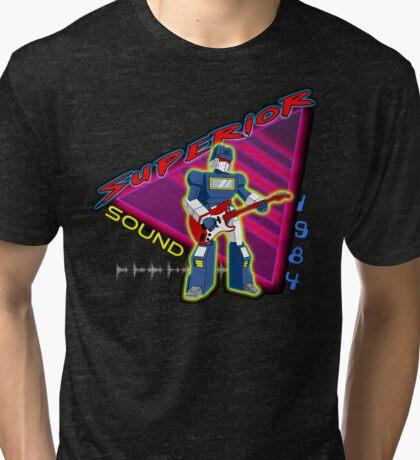 Soundwave - Superior 84 Tri-blend T-Shirt
