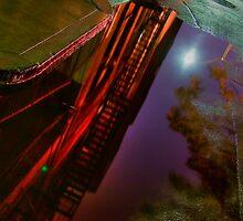 Newbury Street by Gleb Zverinskiy