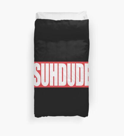 SUH DUDE Duvet Cover
