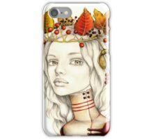 Autumn Feast iPhone Case/Skin