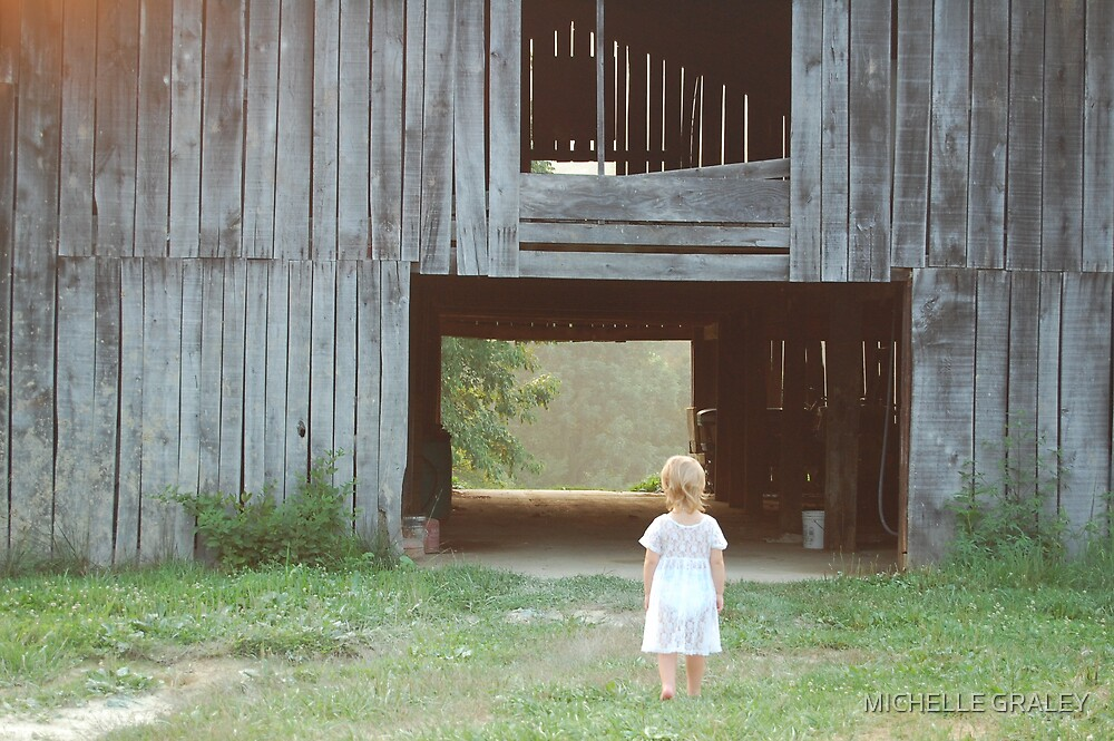 THE BARN by MICHELLE GRALEY