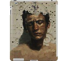 Sad Boy Portrait iPad Case/Skin