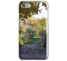 Stairs of Strathcona 2 iPhone Case/Skin