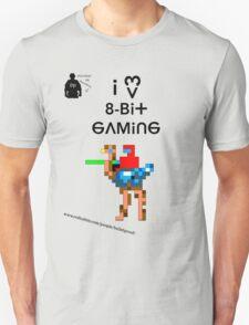 8Bit Luv (Black) T - Bulletproof Street T-Shirt