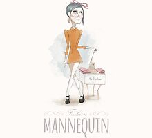 Mannequin by softdelusion