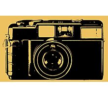 CLASSIC CAMERA-SAY CHEESE Photographic Print