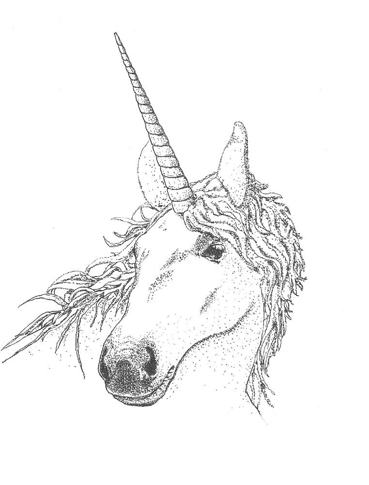 Unicorn by kurtmarcelle