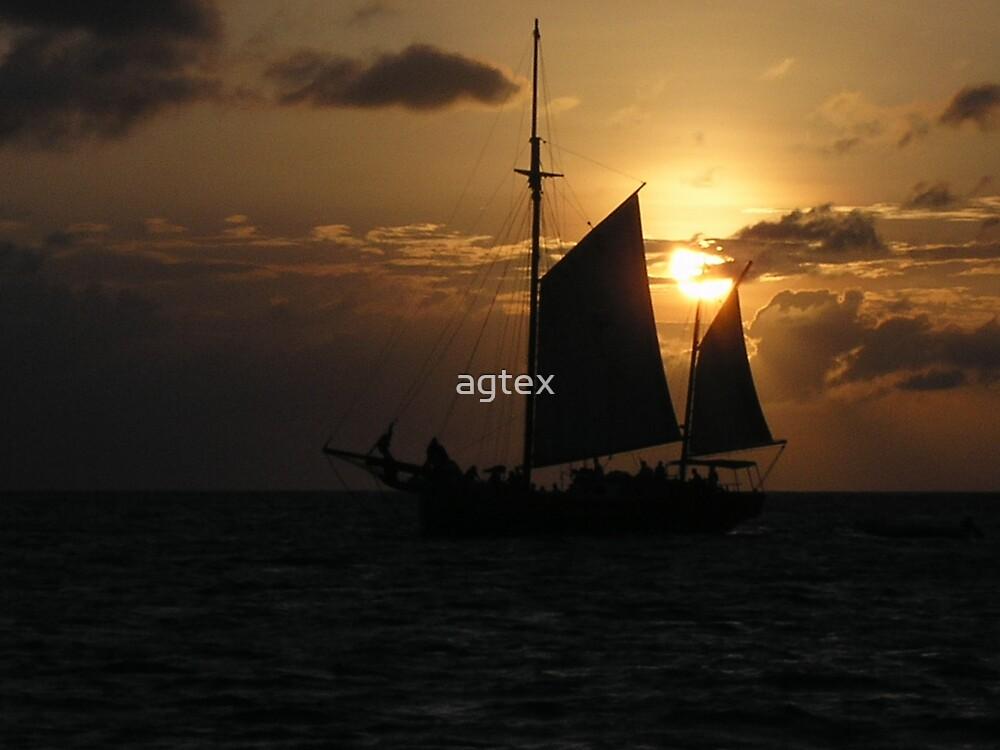 days end by agtex