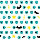 Eyeballs and Bats by JadeGordon