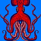 Squid by JadeGordon