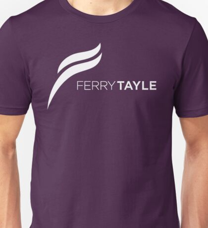 Ferry Tayle white Unisex T-Shirt
