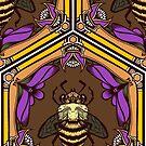 Bee Hive by JadeGordon