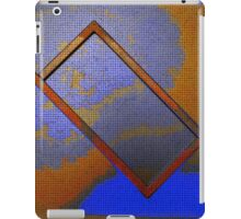 Abstract Rectangle iPad Case/Skin