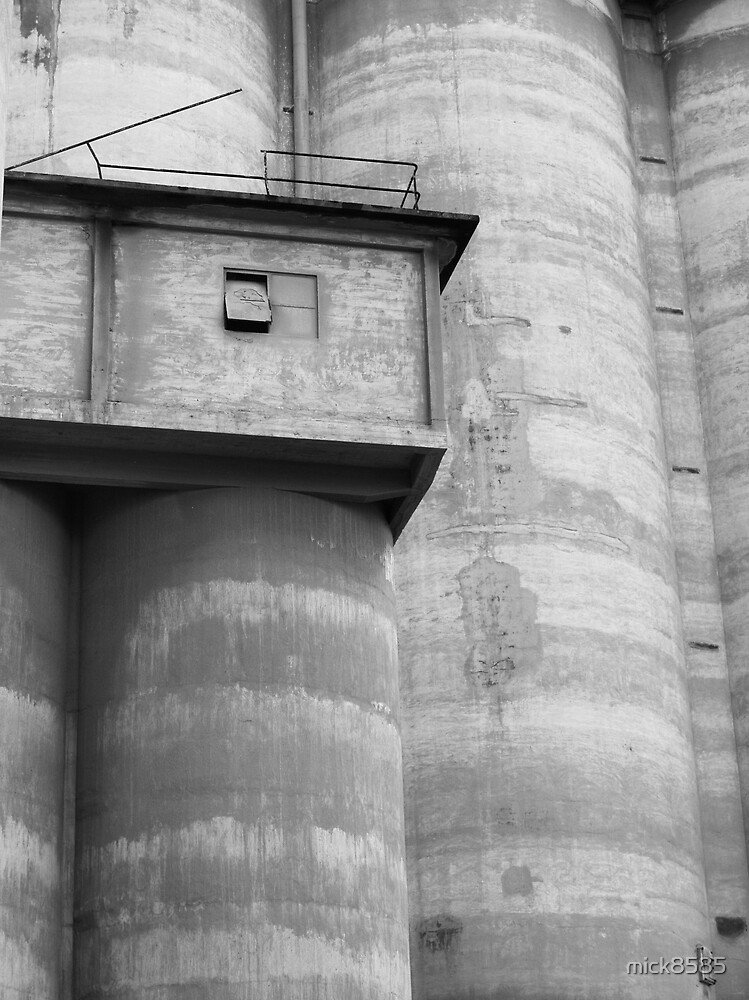 cement works # 2 by mick8585