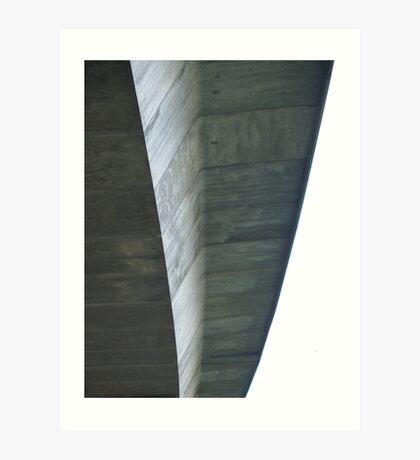 freeway # 2 Art Print