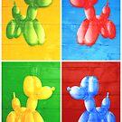 Poodle Pop by pixelvision