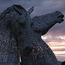 The Kelpies by ElsT