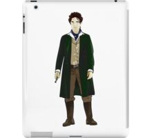 The 8th Doctor - Paul McGann iPad Case/Skin