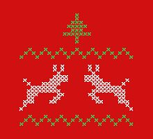 Christmas design by Richard Eijkenbroek