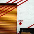 Yellow Door by Grant Bissett