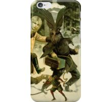 The Poacher. iPhone Case/Skin