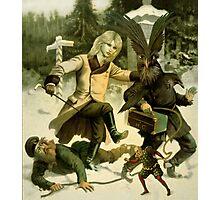 The Poacher. Photographic Print