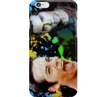 Dylan O'Brien Splatter iPhone Case/Skin
