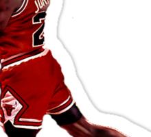 MJ 23 Sticker