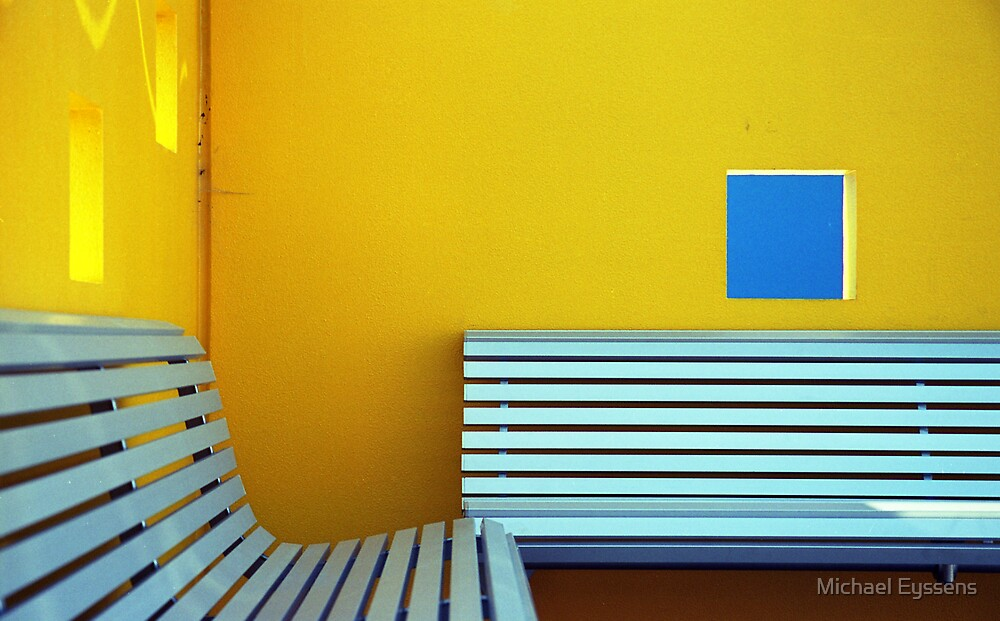 Yellow by Michael Eyssens