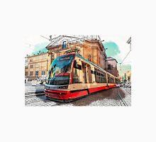 The Tram of Wishes. Prague Unisex T-Shirt