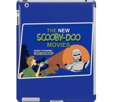Scooby-Doo Meets Robocop iPad Case/Skin