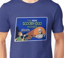 Scooby-Doo Meets Robocop Unisex T-Shirt