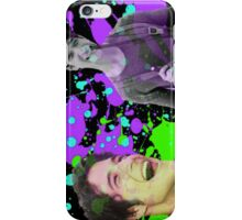 Tyler Posey Splatter iPhone Case/Skin