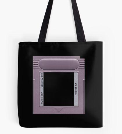 Game Boy Cartridge Tote Bag