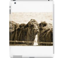 Thirsty Cows iPad Case/Skin