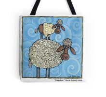 Sheep-stack Tote Bag