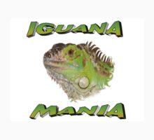 Iguana Mania by Jim Davis