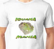 Iguana Mania Unisex T-Shirt