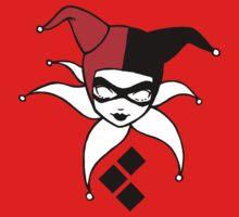 The Harlequin of Gotham by Sara Campillo-Laughlin