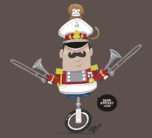 Captain Pizzazz by Will Wood