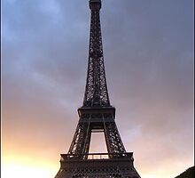 Eiffel Tower by saramathews