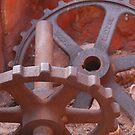 Rusty Gears by Terry Best