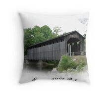 Essence of the Past Throw Pillow