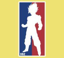 Goku Sport Logo Kids Clothes