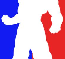Goku Sport Logo Sticker