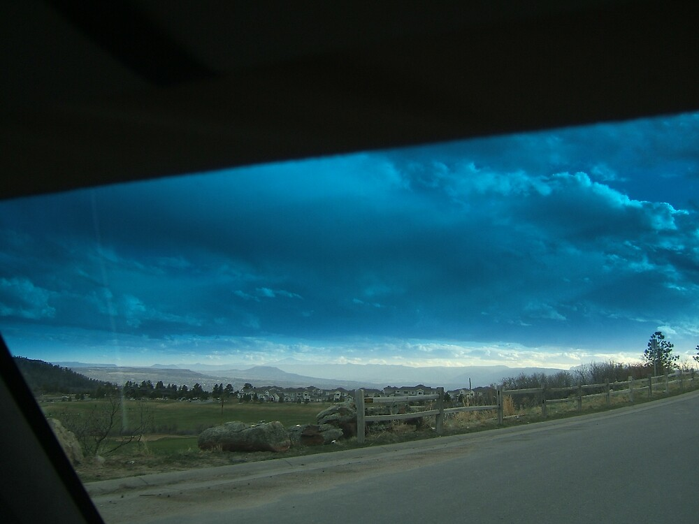 Denver weather and suburbs by elbbubder