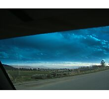 Denver weather and suburbs Photographic Print