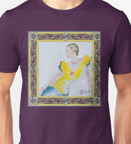 Dazzling Duchess Tutti Frutti Unisex T-Shirt