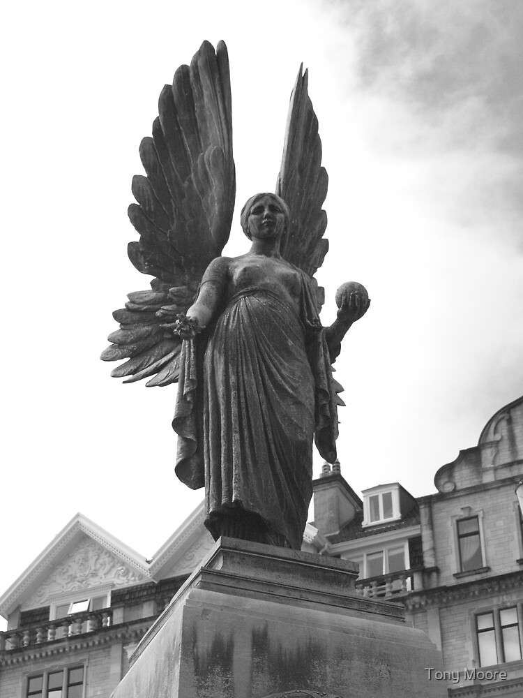 Angel by Tony Moore