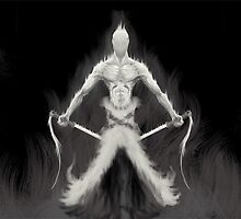 The Shadow Of The Samurai by crabro